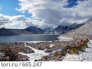 Купить «Серебряное Silver озеро, Америка», фото № 665247, снято 11 октября 2008 г. (c) Estet / Фотобанк Лори