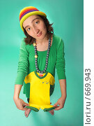 Купить «Беременность», фото № 669943, снято 23 июля 2008 г. (c) Николай Туркин / Фотобанк Лори
