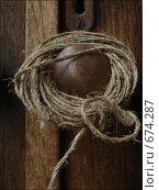 Купить «Бечева», фото № 674287, снято 2 мая 2008 г. (c) Екатерина Воякина / Фотобанк Лори