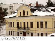 Купить «Дом Андрея Болконского в Ярославле», фото № 677135, снято 28 января 2009 г. (c) Черёмухина Оксана / Фотобанк Лори