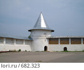 Белопесоцкий монастырь, Ступино. Стоковое фото, фотограф ИВА Афонская / Фотобанк Лори