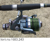 Купить «Орудие ловли», фото № 683243, снято 4 октября 2008 г. (c) Робул Дмитрий / Фотобанк Лори