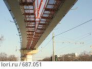 Купить «Монорельс», фото № 687051, снято 31 января 2009 г. (c) тб / Фотобанк Лори