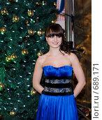 Купить «Полина Гагарина», фото № 689171, снято 7 декабря 2008 г. (c) Okssi / Фотобанк Лори