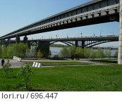 Мосты (2007 год). Стоковое фото, фотограф Соколова Анастасия / Фотобанк Лори