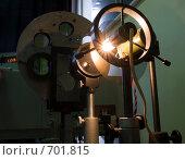 Купить «Оптическая установка», фото № 701815, снято 13 февраля 2009 г. (c) Федотов Антон / Фотобанк Лори