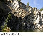 Мраморный карьер в Рускеала (2006 год). Редакционное фото, фотограф Алина Анохина / Фотобанк Лори