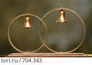 Свадебные кольца. Стоковое фото, фотограф Китаев Олег Александрович / Фотобанк Лори
