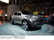 Купить «Форд Explorer», фото № 704523, снято 29 августа 2008 г. (c) Eduard Panov / Фотобанк Лори