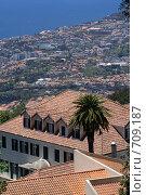 Купить «Португалия, остров Мадейра, город Фуншал», фото № 709187, снято 15 июня 2007 г. (c) Наталья Качурина / Фотобанк Лори
