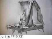 Купить «Набор художника», иллюстрация № 710731 (c) Вальченко Любовь / Фотобанк Лори
