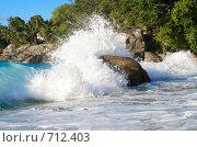 Купить «Пляж Sunset Beach», фото № 712403, снято 21 января 2009 г. (c) Игорь Никитенко / Фотобанк Лори