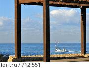 Купить «Море в моей жизни», фото № 712551, снято 10 октября 2008 г. (c) Борис Ганцелевич / Фотобанк Лори