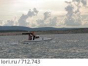 Купить «Морские прогулки по морю», фото № 712743, снято 17 августа 2008 г. (c) Pukhov K / Фотобанк Лори
