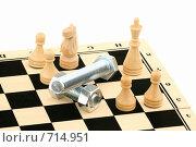 Купить «Тяжелая артиллерия», фото № 714951, снято 21 февраля 2009 г. (c) Игорь Веснинов / Фотобанк Лори