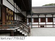 Императорский Дворец Госе. Киото (2007 год). Стоковое фото, фотограф Просенкова Светлана / Фотобанк Лори