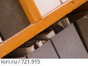 Купить «Папки с бумагами на полке», фото № 721915, снято 25 февраля 2009 г. (c) Федор Королевский / Фотобанк Лори