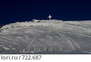 Крест. Стоковое фото, фотограф Алексей Диденко / Фотобанк Лори
