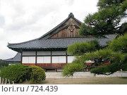 Купить «Сегунский замок Нидзе. Киото», фото № 724439, снято 21 ноября 2007 г. (c) Просенкова Светлана / Фотобанк Лори