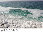 Купить «Мертвое море», фото № 726727, снято 25 января 2008 г. (c) Сергей Пономарев / Фотобанк Лори
