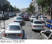 Купить «Пробка», фото № 733971, снято 13 июня 2008 г. (c) Инара Заречная / Фотобанк Лори