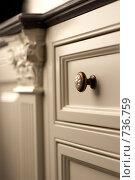 Купить «Элемент мебели», фото № 736759, снято 23 сентября 2008 г. (c) Николай Туркин / Фотобанк Лори