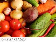Овощи. Стоковое фото, фотограф Елена Иценко / Фотобанк Лори