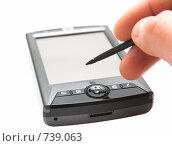 Купить «Коммуникатор», иллюстрация № 739063 (c) Павел Семенов / Фотобанк Лори