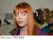 Купить «Анастасия Стоцкая», фото № 743063, снято 20 мая 2008 г. (c) Михаил Ворожцов / Фотобанк Лори