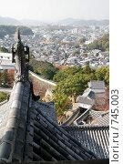 Купить «Замок Белой Цапли Сиросагидзё. Япония», фото № 745003, снято 24 ноября 2007 г. (c) Просенкова Светлана / Фотобанк Лори