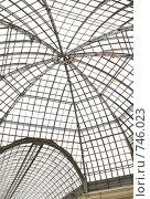 Купить «Крыша магазина ГУМа. Москва», фото № 746023, снято 9 марта 2009 г. (c) Антон Корнилов / Фотобанк Лори