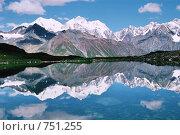 Алтай. Озеро Равновесия. Редакционное фото, фотограф Алексей Баринов / Фотобанк Лори