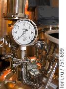 Купить «Датчик давления», фото № 751699, снято 15 октября 2008 г. (c) Василий Вишневский / Фотобанк Лори