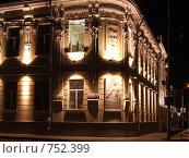 Здание Окружного суда в Самаре (2007 год). Редакционное фото, фотограф Елена Денисенко / Фотобанк Лори