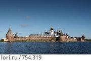 Соловецкий монастырь (2007 год). Редакционное фото, фотограф Антон Соколов / Фотобанк Лори
