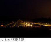 Купить «Париж ночью, Vo-le-Vikont», фото № 759159, снято 11 августа 2007 г. (c) Сергей Кандауров / Фотобанк Лори