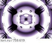 Купить «Абстрактная иллюстрация», иллюстрация № 759619 (c) Светлана Кудрина / Фотобанк Лори