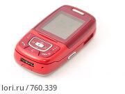 Купить «Мобильный телефон», фото № 760339, снято 9 марта 2009 г. (c) Иванов Аркадий Николаевич / Фотобанк Лори