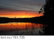 Светлое озеро. Стоковое фото, фотограф Таисия Черемных / Фотобанк Лори
