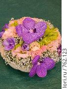 Купить «Цветочная композиция», фото № 762123, снято 13 февраля 2009 г. (c) Ольга Харламова / Фотобанк Лори