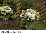 Купить «Флористические композиции», фото № 762155, снято 10 августа 2007 г. (c) Ольга Харламова / Фотобанк Лори