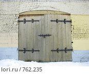 Ворота, Коломна (2009 год). Стоковое фото, фотограф Екатерина Исаева / Фотобанк Лори