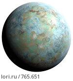 Купить «Океаническая планета», иллюстрация № 765651 (c) sav / Фотобанк Лори