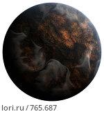 Купить «Вулканическая планета», иллюстрация № 765687 (c) sav / Фотобанк Лори