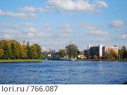 Золотая осень в Санкт-Петербурге (2008 год). Редакционное фото, фотограф Александра Яксон / Фотобанк Лори
