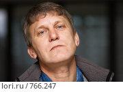 Купить «Портрет взрослого мужчины», фото № 766247, снято 7 декабря 2008 г. (c) Михаил Лавренов / Фотобанк Лори