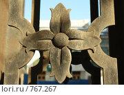 Элемент ограды (2009 год). Стоковое фото, фотограф Корчагина Полина / Фотобанк Лори