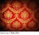Купить «Фон в винтажном стиле», фото № 768351, снято 16 марта 2009 г. (c) Вероника Галкина / Фотобанк Лори