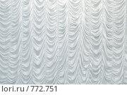 Купить «Белая штора», фото № 772751, снято 26 марта 2009 г. (c) Сергей Лаврентьев / Фотобанк Лори