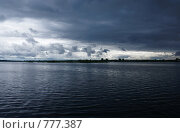 После грозы. Стоковое фото, фотограф Екатерина Покотилова / Фотобанк Лори